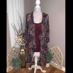 Paisley Kimono w/ Pockets
